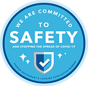 We are committed to safety and stopping the sprad of COVID-19